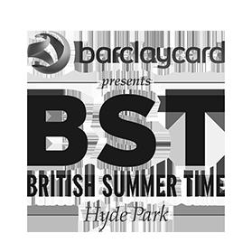 British Summer Time Hyde Park Logo Festival Bars Peppermint