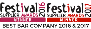 festival supplier awards winner 2016 & 2017