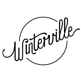 Winterville Logo Festival Bars Peppermint