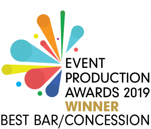 Event Production Awards 2019 Logo - Peppermint Bars and Events